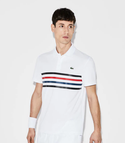 Lacoste MEN'S SPORT PIQUÉ TENNIS POLO