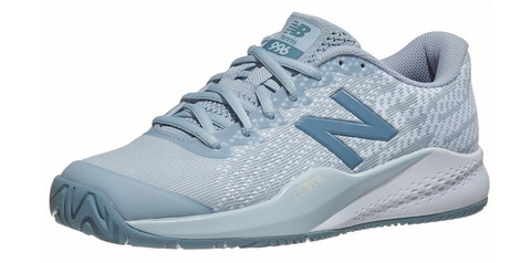 New Balance Women's WC 996G3 - Grey Blue
