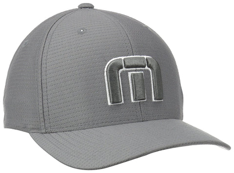 Travis Mathew Flexfit Grey Cap