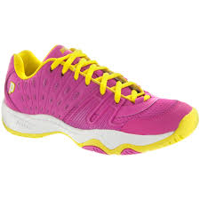 Prince T22 Junior Pink/Yellow