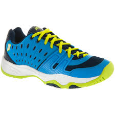 Prince T22 Junior Cool Blue/Lime