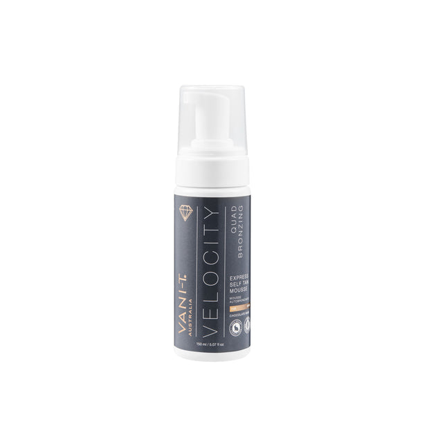 Velocity Express Self Tan Mousse - 150ml