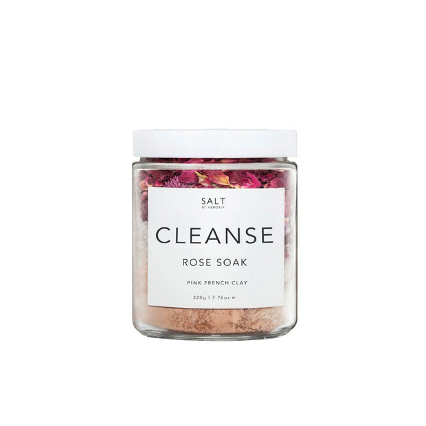 SALT BY HENDRIX - Cleanse - Rose 220G