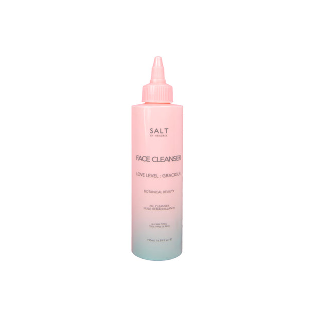 SALT BY HENDRIX - Face Cleanser - Oil 195ML