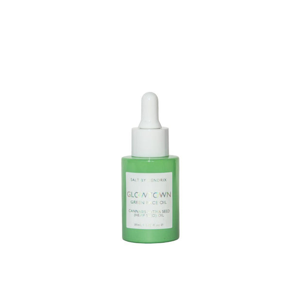 SALT BY HENDRIX - Glowtown - Green Face Oil 30ML