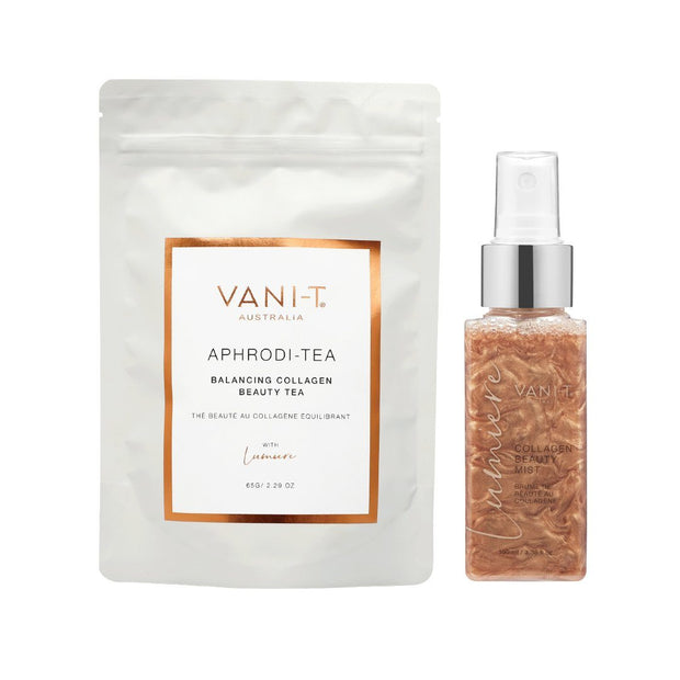 Collagen Beauty Tea & Collagen Mist