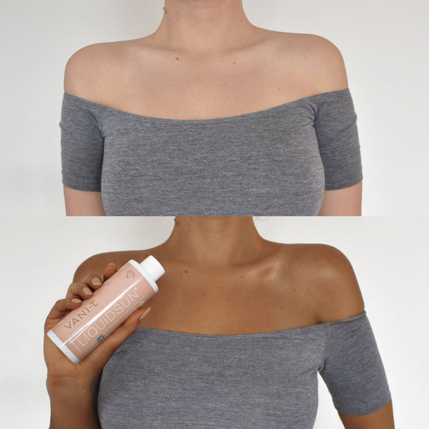LiquidSun Express Spray Tan Solution - 100ml