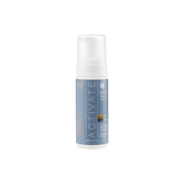 Activate Express Self Tan Mousse - 150mL