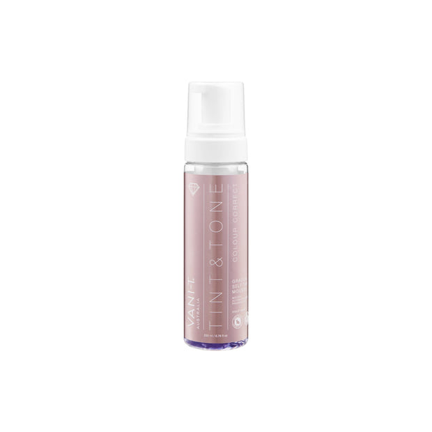 Tint & Tone Gradual Self Tan Mousse - 200mL