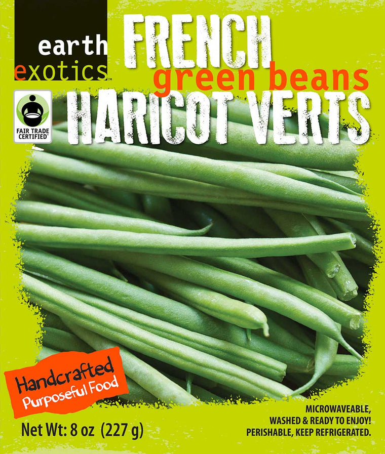 French Beans<br />Fair Trade