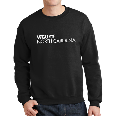 Port & Company® Core Fleece Crewneck Sweatshirt - North Carolina