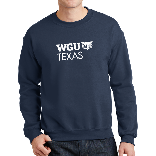 Gildan® - Heavy Blend™ Crewneck Sweatshirt - Texas