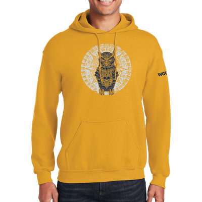Gildan - reg Heavy Blend Hooded Sweatshirt - Hispanic Heritage Month - WGU Clearance