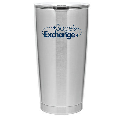 Frost 20 oz. Insulated Tumbler- Sage's Exchange