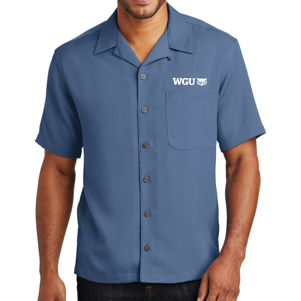 Port Authority® Easy Care Camp Shirt - WGU Clearance
