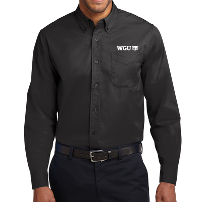 Port Authority® Long Sleeve Easy Care Shirt - WGU Clearance