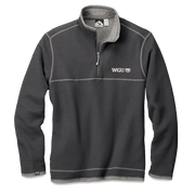 MEN'S STORM CREEK WAFFLE KNIT PULLOVER