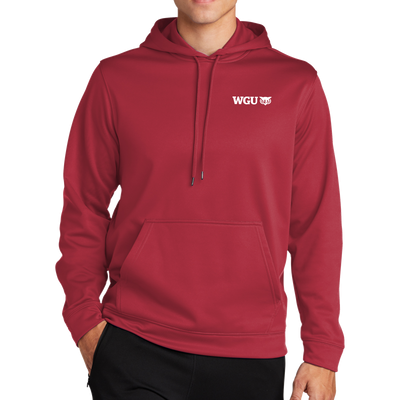 Sport-Tek® Sport-Wick® Fleece Hooded Pullover - WGU Clearance