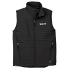 MEN'S ECO-INSULATED QUILTED VEST