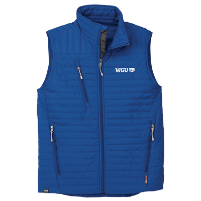 MEN'S STORM CREEK ECO-INSULATED QUILTED VEST