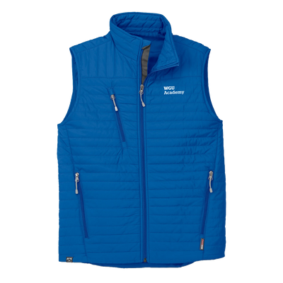MEN'S STORM CREEK ECO-INSULATED QUILTED VEST - WGU Academy