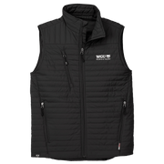 MEN'S STORM CREEK ECO-INSULATED QUILTED VEST- People & Talent