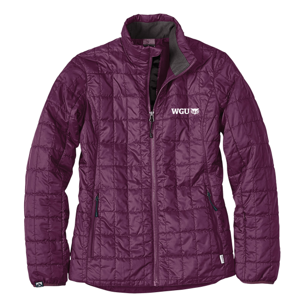 WOMEN'S STORM CREEK ECO-INSULATED TRAVELPACK JACKET- WGU Clearance