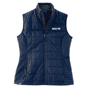 WOMEN'S STORM CREEK ECO-INSULATED TRAVELPACK VEST