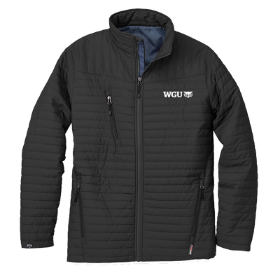 MEN'S STORM CREEK ECO-INSULATED QUILTED JACKET - WGU Clearance