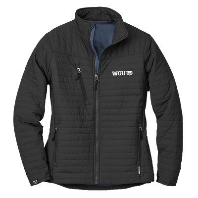 WOMEN'S STORM CREEK ECO-INSULATED QUILTED JACKET-WGU Clearance