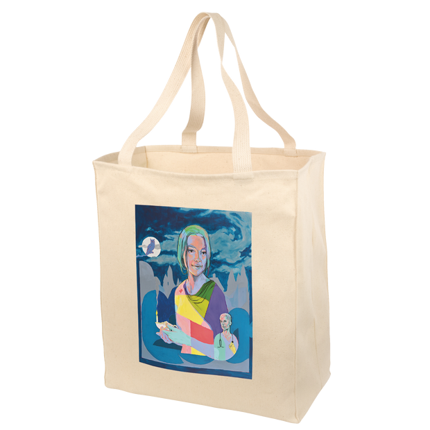 2020 Year Of The Nurse Port Authority Over-the-Shoulder Tote- WGU Commencement