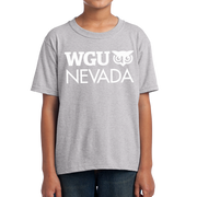 Youth Fruit of the Loom HD Cotton 100% Cotton T-Shirt - Nevada