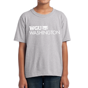 Youth Fruit of the Loom HD Cotton 100% Cotton T-Shirt - Washington