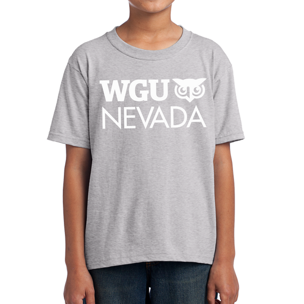 Fruit of the Loom Youth HD Cotton 100% Cotton T-Shirt - Nevada
