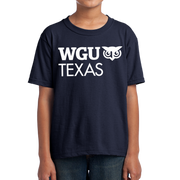 Youth Fruit of the Loom HD Cotton 100% Cotton T-Shirt - Texas