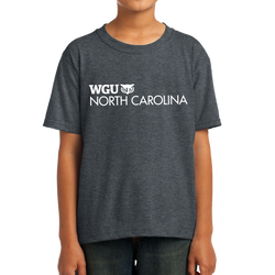 Fruit of the Loom Youth HD Cotton 100% Cotton T-Shirt - North Carolina