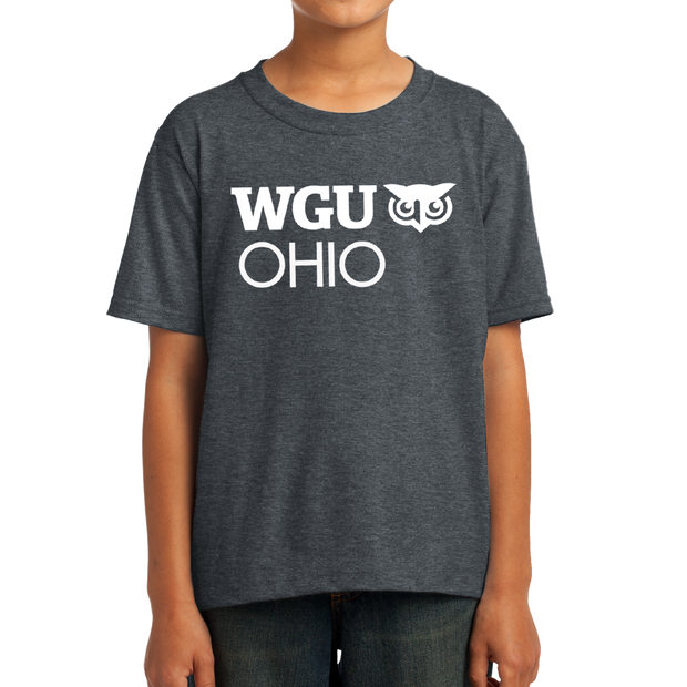 Youth Fruit of the Loom HD Cotton 100% Cotton T-Shirt - Ohio