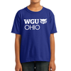 Fruit of the Loom Youth HD Cotton 100% Cotton T-Shirt - Ohio