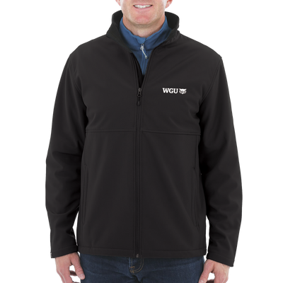 MEN'S STORM CREEK HIGH-STRETCH FLEECE-LINED SOFTSHELL JACKET