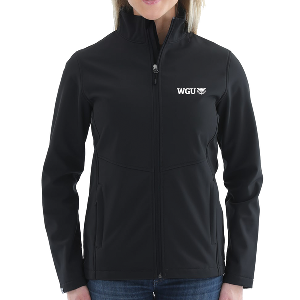 WOMEN'S STORM CREEK HIGH-STRETCH FLEECE-LINED SOFTSHELL JACKET
