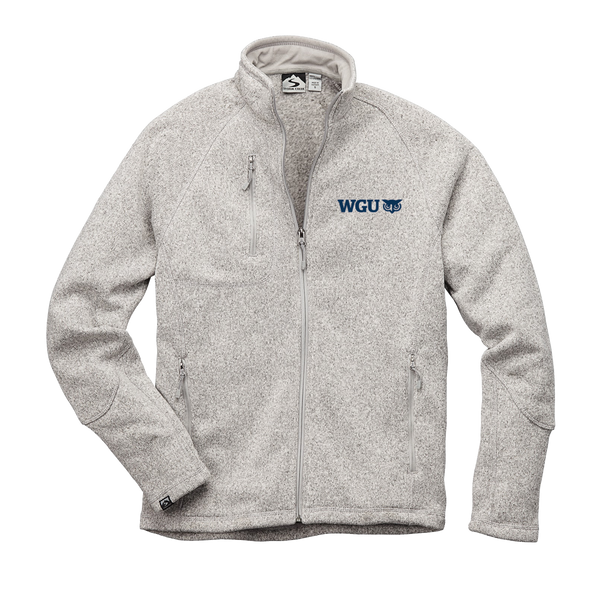 MEN'S STORM CREEK SWEATERFLEECE JACKET