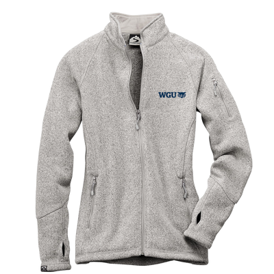 WOMEN'S STORM CREEK SWEATERFLEECE JACKET