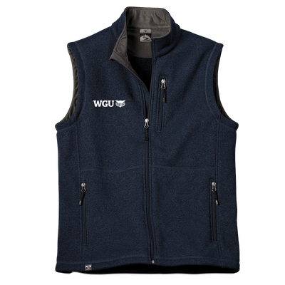 MEN'S STORM CREEK SWEATERFLEECE VEST