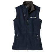 WOMEN'S STORM CREEK SWEATERFLEECE VEST