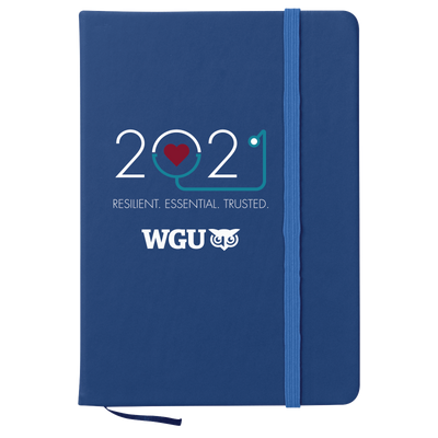 2021 Nurse 80 page Journal Notebook