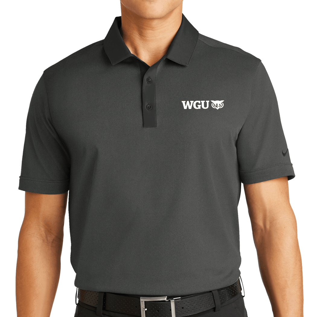 e83f7eea3 Nike Golf Dri-FIT Heather Pique Modern Fit Polo – wguforlife