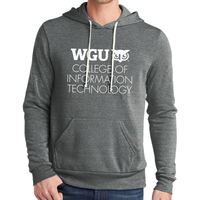 Alternative® Challenger Eco-Fleece Pullover Hoodie WGU - COIT