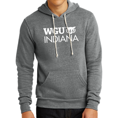 Alternative® Challenger Eco-Fleece Pullover Hoodie - Indiana