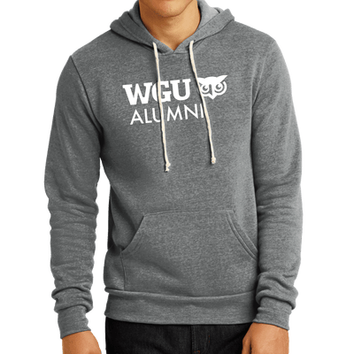 Alternative® Challenger Eco-Fleece Pullover Hoodie - Alumni