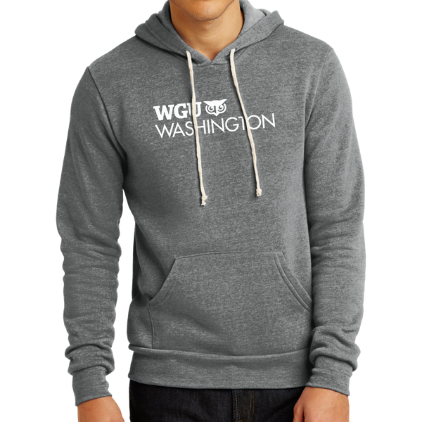 Alternative® Challenger Eco-Fleece Pullover Hoodie - Washington